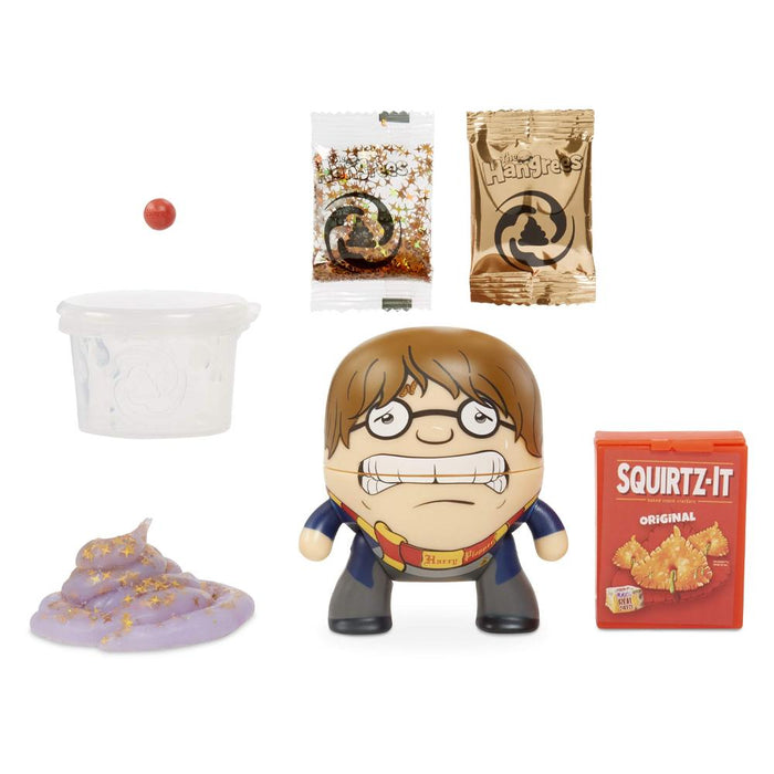 The Hangrees Harry Plopper Poop Slime Parody Figure