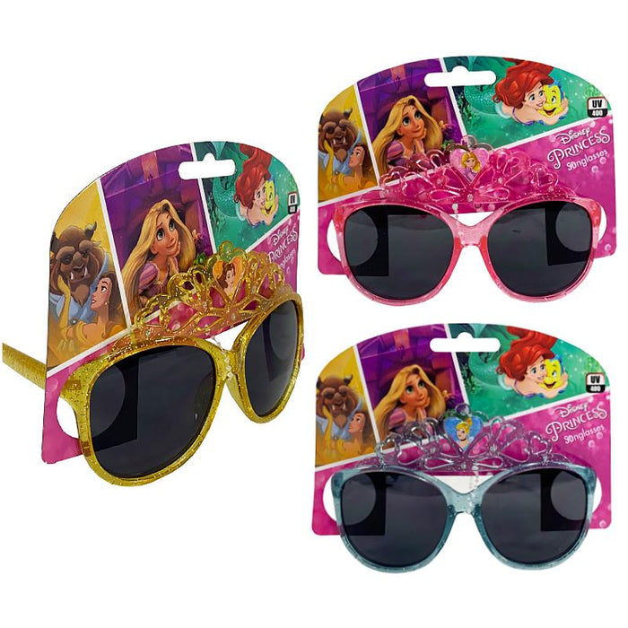 DISNEY PRINCESS DRESS UP TIARA SUNGLASSES