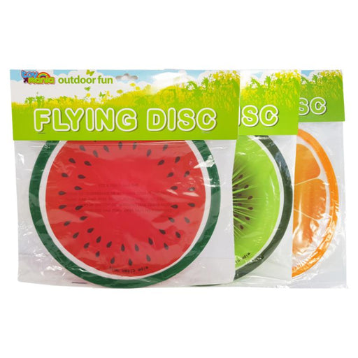 FLYING FRUIT FRISBEE DISC
