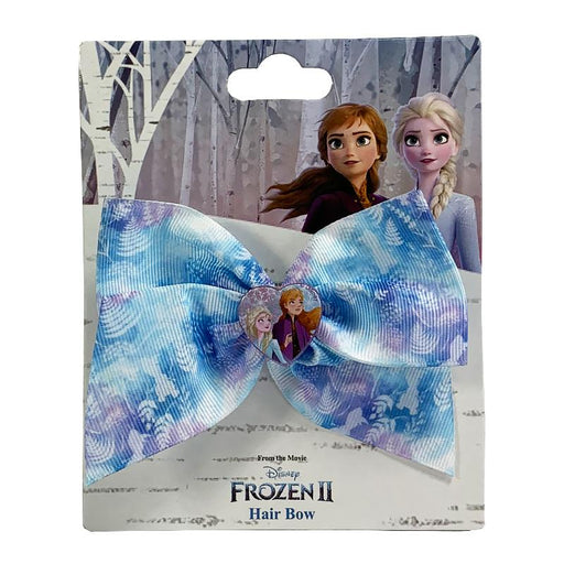 DISNEY FROZEN 2 HAIR BOW WITH CHARM