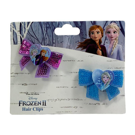 DISNEY FROZEN 2 HAIR CLIPS 2PK