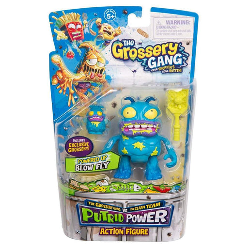 GROSSERY GANG PUTRID POWER BLOW FLY ACTION FIGURE