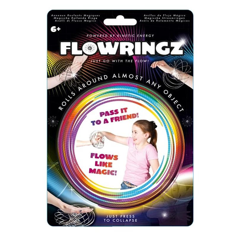 FLOWRINGZ MAGIC KINETIC SLINKY FLOW RING