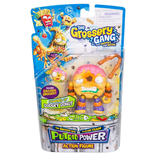 GROSSERY GANG PUTRID POWER DODGEY DONUT ACTION FIGURE