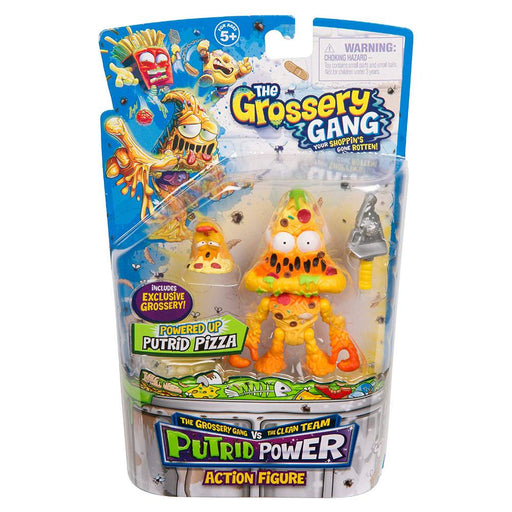 GROSSERY GANG PUTRID POWER PUTRID PIZZA ACTION FIGURE