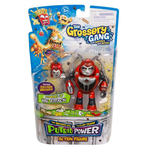 GROSSERY GANG PUTRID POWER VAC ATTACK ACTION FIGURE