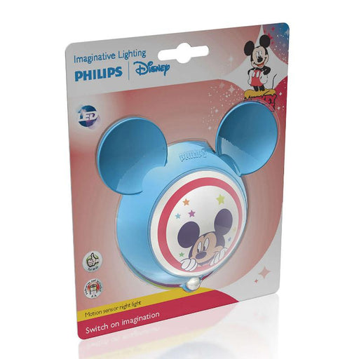 PHILIPS DISNEY MICKEY MOUSE MOTION SENSOR NIGHT LIGHT