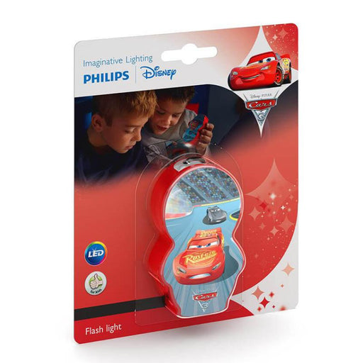 PHILIPS DISNEY PIXAR CARS 3 FIGURE FLASH LIGHT TORCH