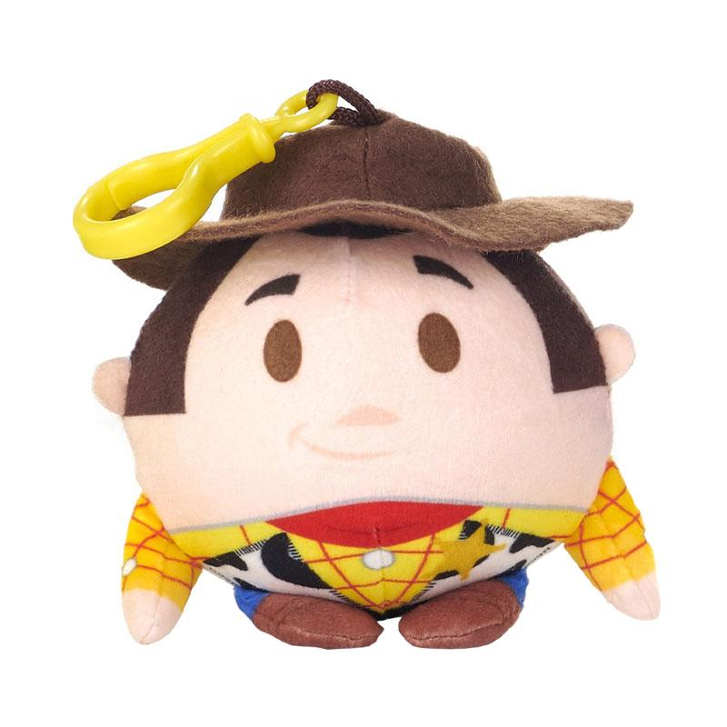 "Toy Story 4 Squeezsters Woody Slow Rising 4"" Plush Toy"