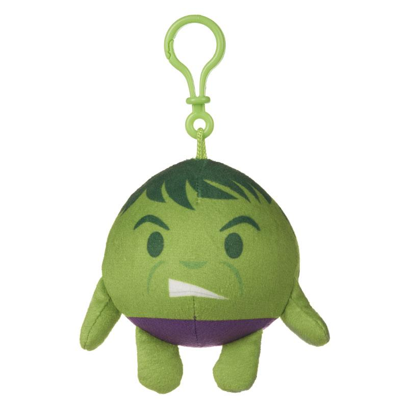 "MARVEL SQUEEZSTERS HULK SLOW RISING 4"" PLUSH TOY"