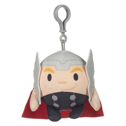 "MARVEL SQUEEZSTERS THOR SLOW RISING 4"" PLUSH TOY"