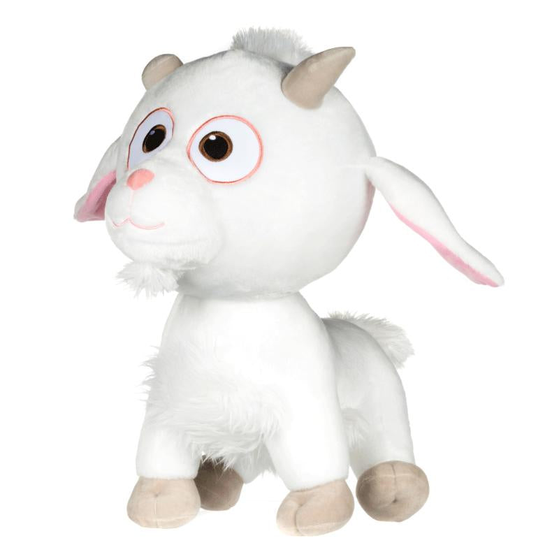 "DESPICABLE ME UNIGOAT 10"" SOFT PLUSH TOY"