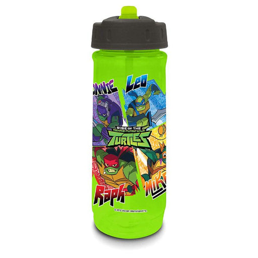 TEENAGE MUTANT NINJA TURTLES CASCADE 20OZ WATER BOTTLE