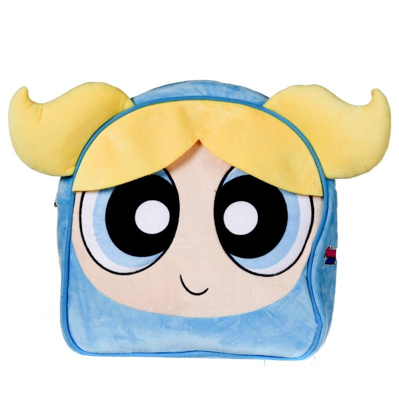 POWERPUFF GIRLS BUBBLES PLUSH JUNIOR BACKPACK