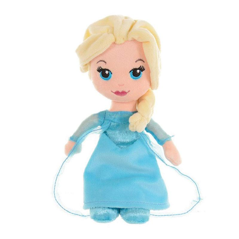 DISNEY FROZEN ELSA 20CM SOFT PLUSH TOY
