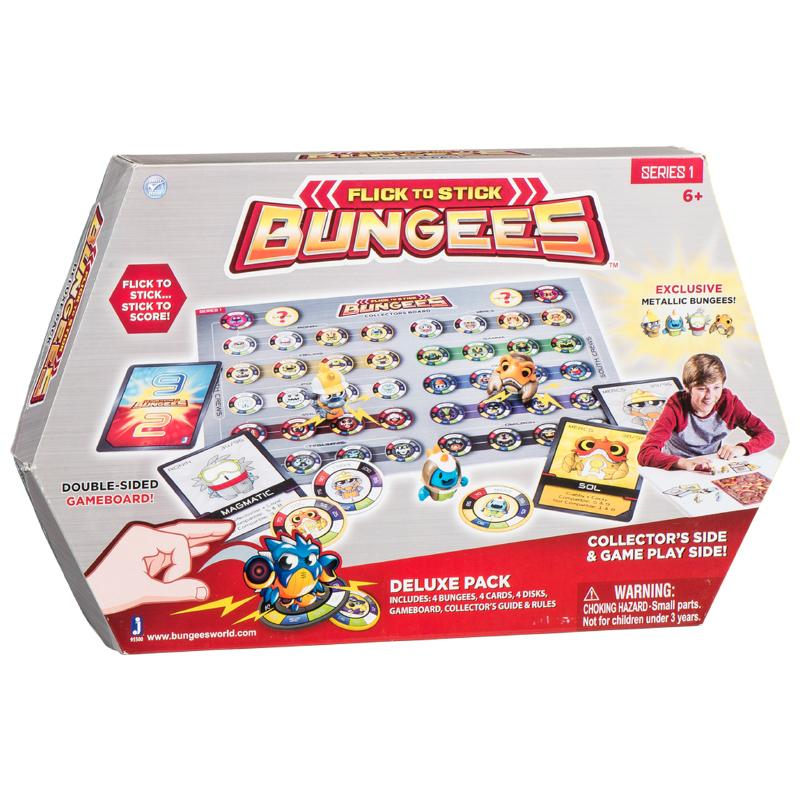 BUNGEES DELUXE PACK GAME