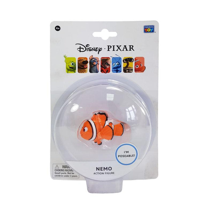"DISNEY PIXAR NEMO 3.75"" ACTION FIGURE"