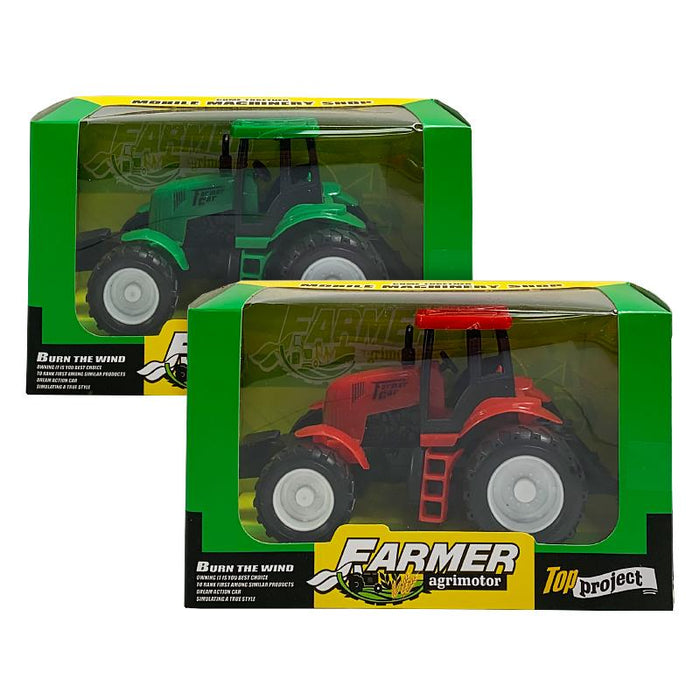 FARM TRUCK TOY SET