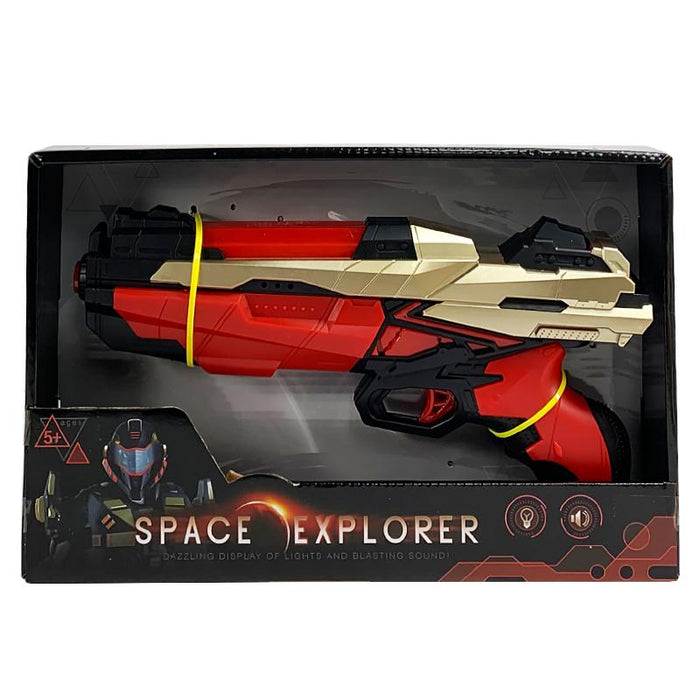 SPACE EXPLORER ELECTRONIC BLASTER