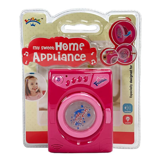 MY SWEET HOME APPLIANCE MINI PLAY WASHING MACHINE