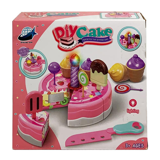 BUILD YOUR OWN DIY CAKE PLAY SET
