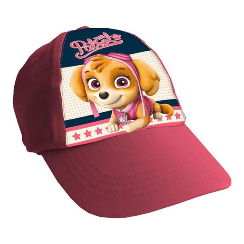 PAW PATROL SKYE KIDS ADJUSTABLE BASEBALL CAP