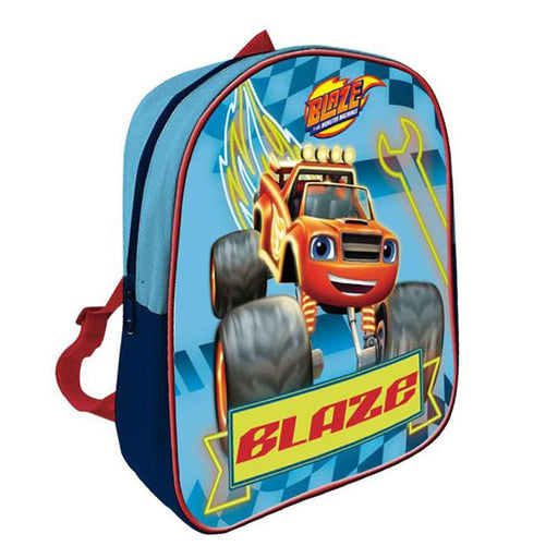 BLAZE & THE MONSTER MACHINES JUNIOR BACKPACK
