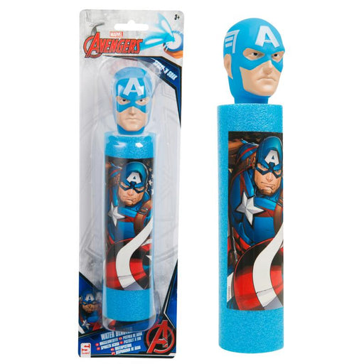 CAPTAIN AMERICA 24CM FOAM WATER SQUIRTER