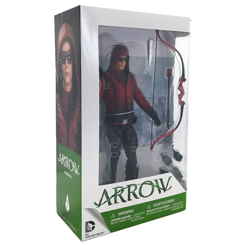 "ARROW ARSENAL DC COLLECTIBLES 6.75"" ACTION FIGURE"