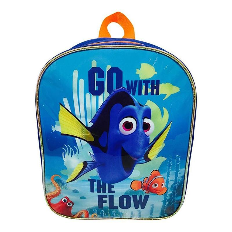 FINDING DORY GO WITH THE FLOW BACKPACK