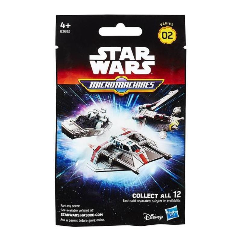 STAR WARS MICRO MACHINES BLIND BAG