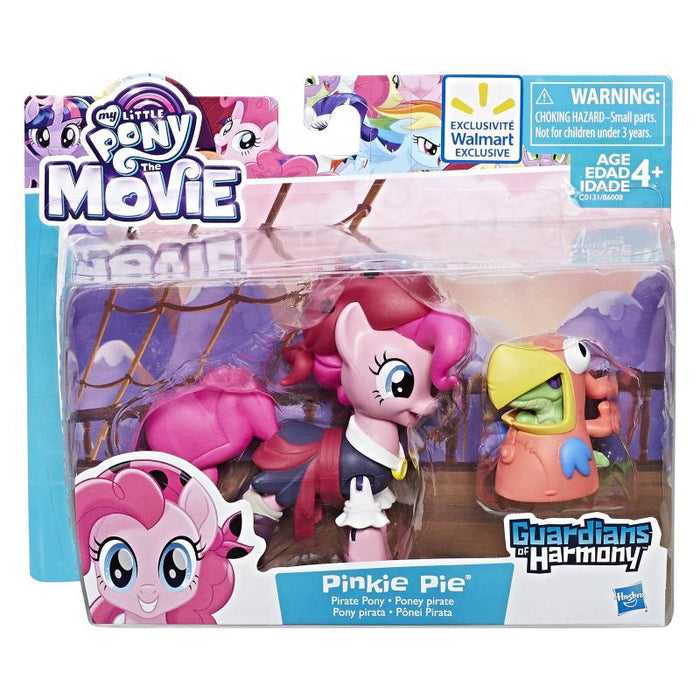 MY LITTLE PONY PINKIE PIE PIRATE PONY FIGURE PLAY SET