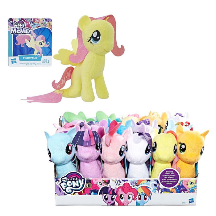 "MY LITTLE PONY MOVIE SEA PONY 5"" PLUSH TOY"