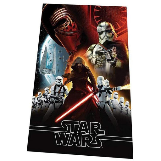 DISNEY STAR WARS 120 X 150CM FLEECE BLANKET