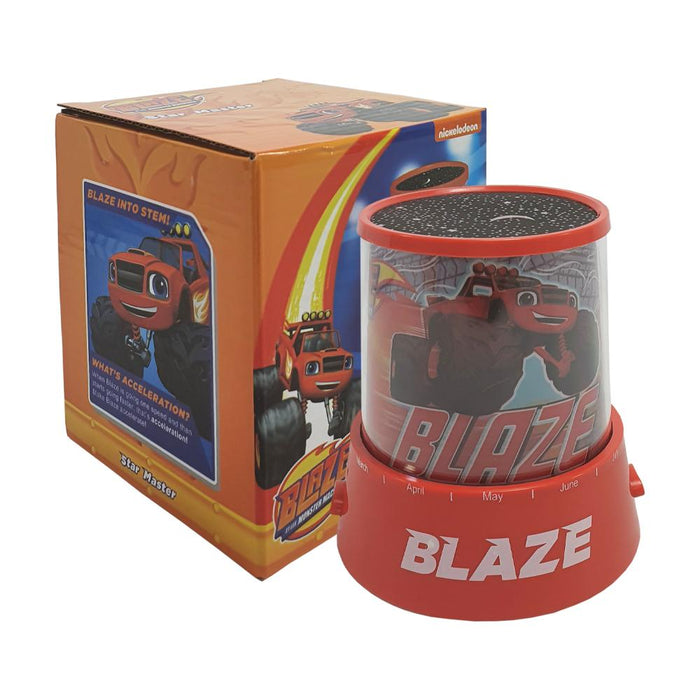 BLAZE STAR MASTER LAMP NIGHT LIGHT