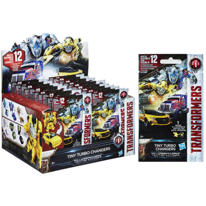 Transformers Tiny Turbo Changers Blind Bag