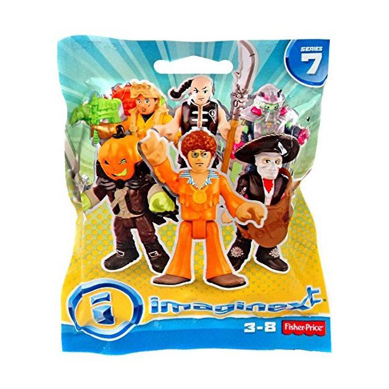 IMAGINEXT FISHER PRICE SERIES 7 MINI FIGURE BLIND BAG
