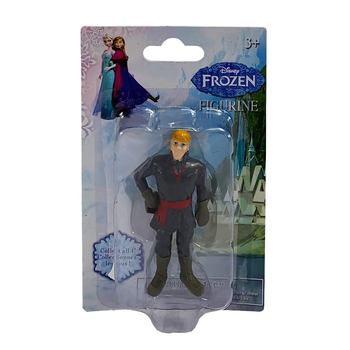 DISNEY FROZEN KRISTOFF CAKE TOPPER MINI 6CM FIGURE