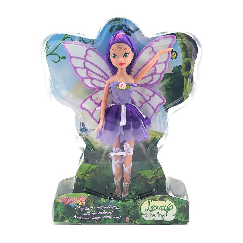 FAIRY PRINCESS DOLL