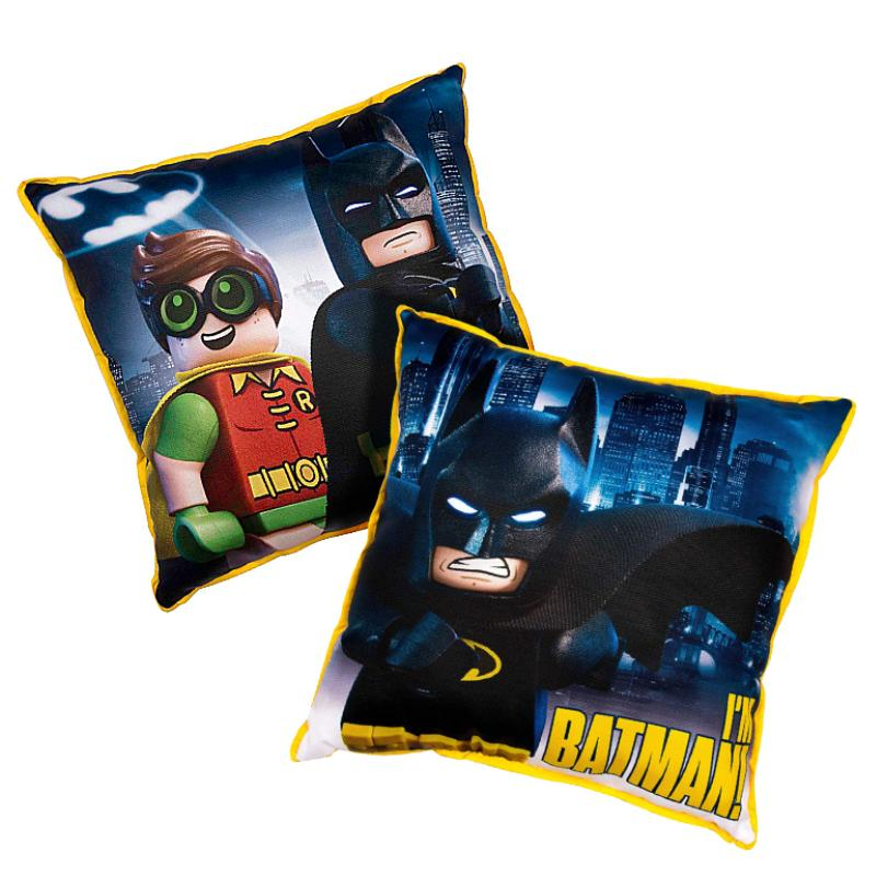 LEGO BATMAN DOUBLE SIDED 40CM CUSHION