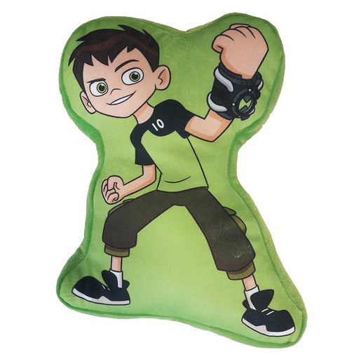 BEN 10 SHAPED 40CM CUSHION