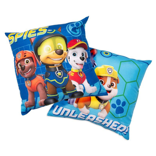 PAW PATROL SPY DOUBLE SIDED 40CM CUSHION