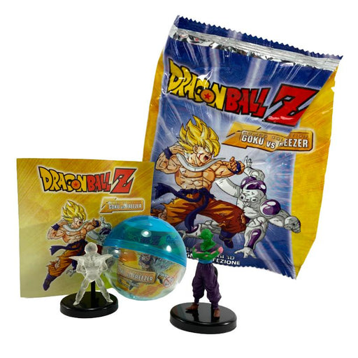 DRAGONBALL Z COMBO COLLECTION 2PK MINI FIGURE BLIND BAG