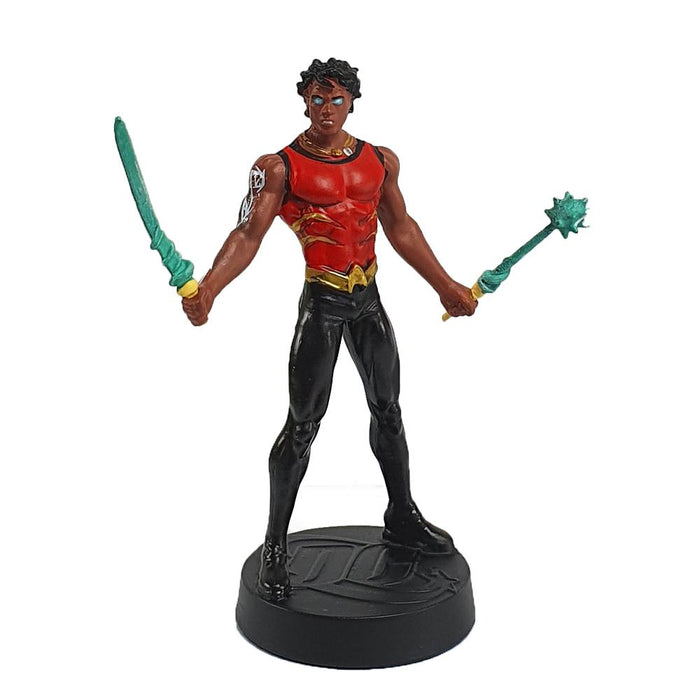 DC Eaglemoss Collectible Mini Model Figure - Aqualad (Jackson Hyde)