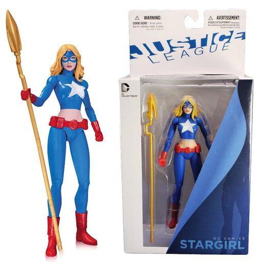 DC COMICS STARGIRL JUSTICE LEAGUE NEW 52 ACTION FIGURE
