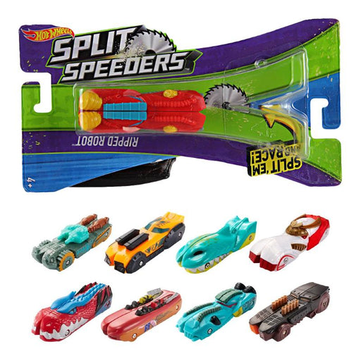 HOT WHEELS SPLIT SPEEDERS CAR