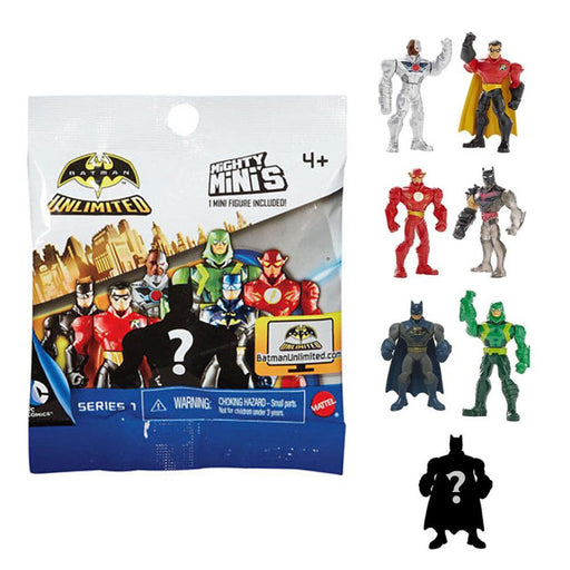 Batman Unlimited Mighty Minis Figure Blind Bag