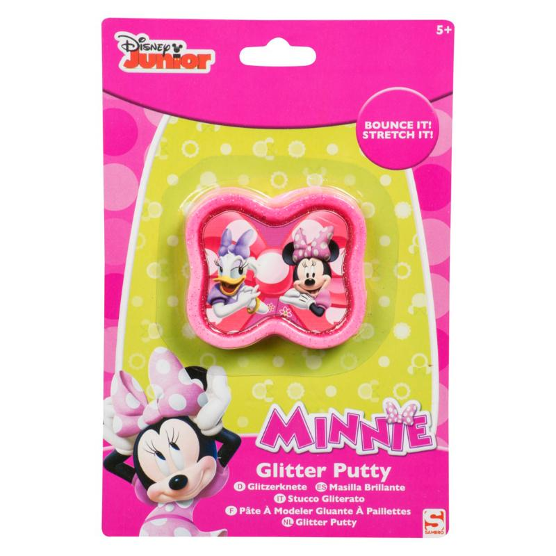 DISNEY MINNIE MOUSE GLITTER PUTTY