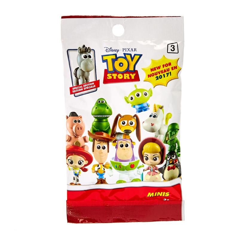 TOY STORY MINIS MINI FIGURE BLIND BAG