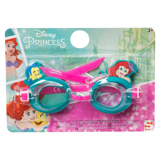 DISNEY PRINCESS ARIEL 3D SWIMMING GOGGLES